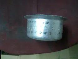 Medium Sizr Aluminum Cooking Vessel