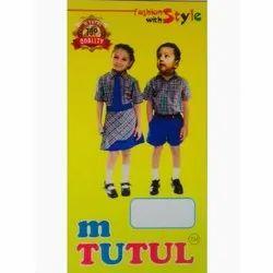 Summer M Tutul Kids School Uniforms