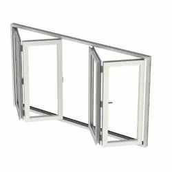 UPVC Fold & Slide Window