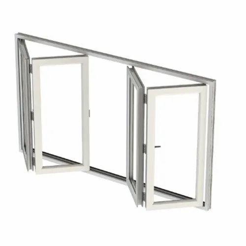 UPVC Fold & Slide Window
