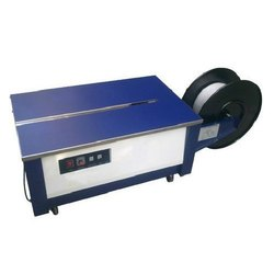 Semi Automatic Low Height Strapping Machine