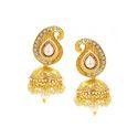 Gold Ladies Earings Jumkhi