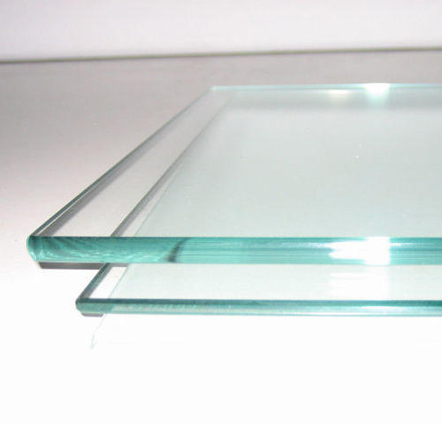 Natural Glass 5 mm plain