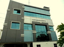 ACP Elevation, in Telangana, For Exterior
