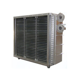 Finned Tube Heat Exchanger, Application:Hydraulic And Industrial Process