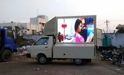 Vehicle Advertising LED Display