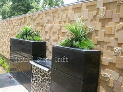 Stone Leaf Wall Tiles