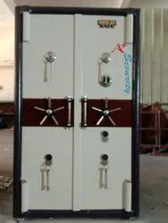 Double Door With Burglary Safe