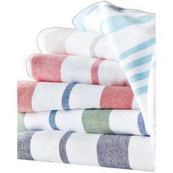 Multicolor Cotton Dobby Beach Towel