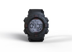 Black Unisex Lenovo Smart Watch (Original Branded), for Gym