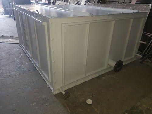 FRP Tanks - Fibreglass Water Storage Tanks Manufacturer from