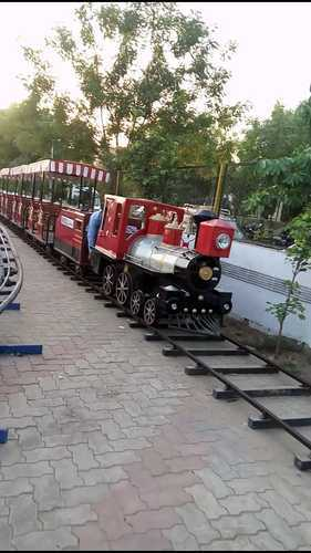 8 Wheel Boggy Track Train