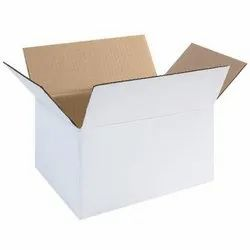 HDPE Corrugated Box, Weight Holding Capacity (Kg): Less than 5 Kg, Material Thickness: 16 - 25 mm