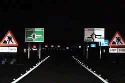 Night Glow Signage