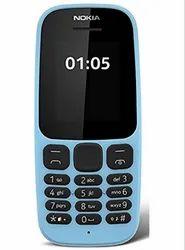 Nokia 105 (Blue) Mobile Phone