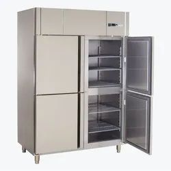 GN1.2TN Stainless Steel Refrigerated Cabinet