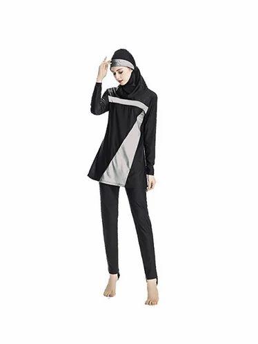 07e8afea7c4f5 Women Plus Size Floral Muslim Swimwear, Women Fashion - Anaaha ...