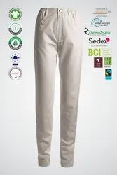 Eco Cotton Ladies Pants/Trouser Manufacturer