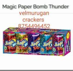 Magic Paper Bomb Firecracker