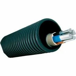 90 MM OD HDPE Double Wall Corrugated Pipe