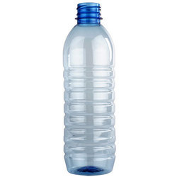 Plastic 1L Mineral Water Bottle, Capacity: 1 Litre