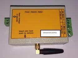 GSM Motor Control
