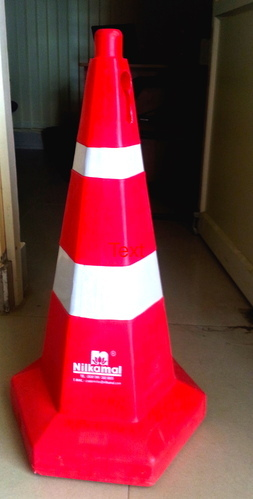 safety cones nilkamal traffic cones at rs 650 number safety cones primo