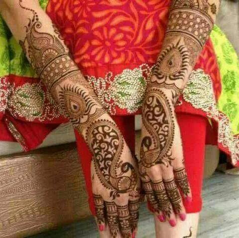 Bridal Mehndi Designer À¤® À¤¹ À¤¦ À¤¡ À¤œ À¤‡à¤¨à¤° In Janakpuri New Delhi Vijay Bridal Mehandi Id 14720379397