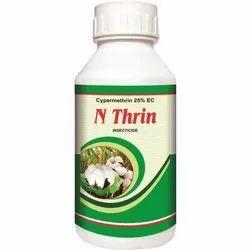 N Thrin Cypermethrin 25% EC Insecticide