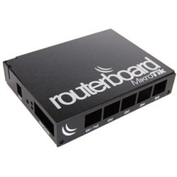 MikroTik CA150 Black Aluminium Indoor Case That Fits the RB450 and RB850 Series Devices