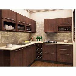 Commercial MDF Modular Kitchen, Warranty: 5-10 Years, Chennai