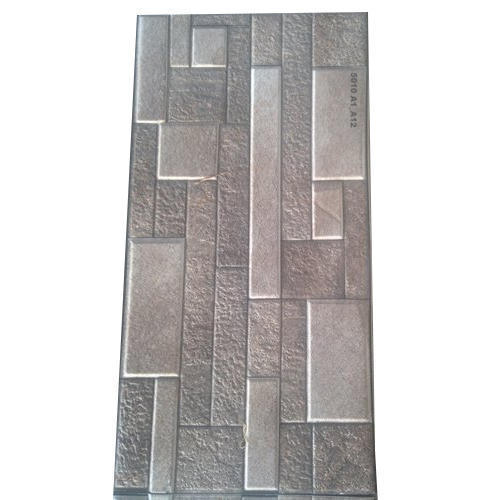 Multicolor Ceramic 3D Elevation Wall Tile