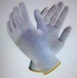Cotton Safety Hand Glove