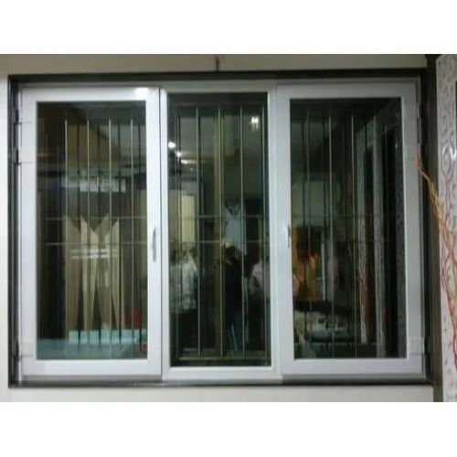 UPVC Customized Windows