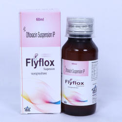 50 Mg Ofloxacin Suspension IP
