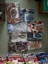 China 3D Bedsheets Set