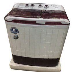 Semi-Automatic Top Loading Singer 7500 DX Maxiclean Washing Machine, Warranty: 5 Years