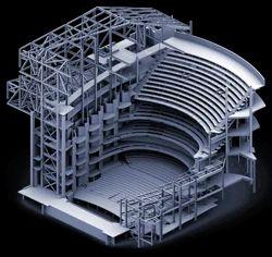 Steel Bim Drawing - Chudasama Outsourcing Pvt Ltd