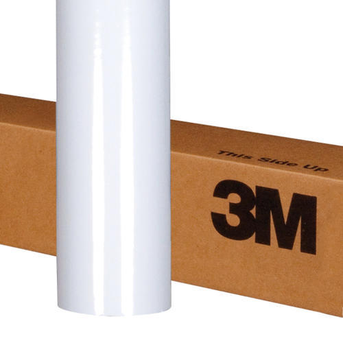 photo relating to 3m Printable Vinyl identified as 3m White Vinyl Motion picture For Electronic Printing