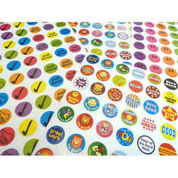 Promotional Paper Stickers