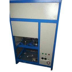Vertical Hydraulic Fully Automatic Thali Machine
