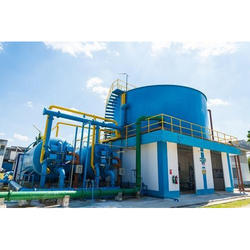 Semi-Automatic Industrial Waste Water Treatment Plant, Voltage: 220 V