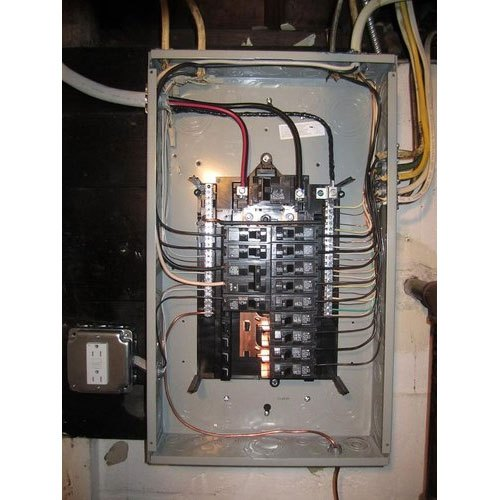 electrical fuse box