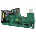 Manual Start Diesel Generator
