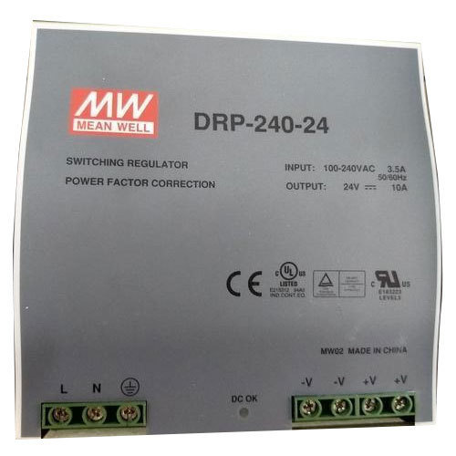DRP-240-24 SMPS - View Specifications & Details of Switch Mode Power ...