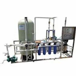 5000 LPH FRP RO Plant