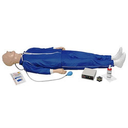 Airway Larry with Light Controller