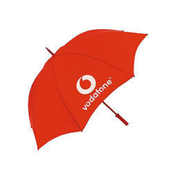 Red Color Promotional Umbrella