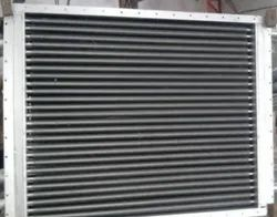 Asymmetrical Steam Heat Exchanger