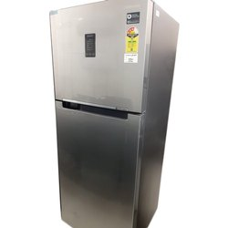 3 Star Electricity Samsung Double Door Refrigerator, Top Freezer